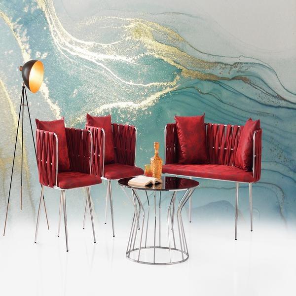MBG - Coffee Table Set 655-8