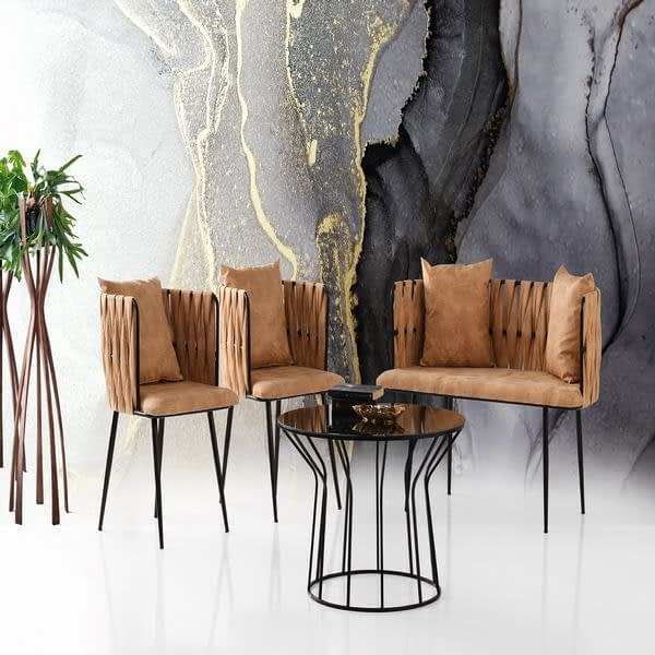 MBG - Coffee Table Set 655-12